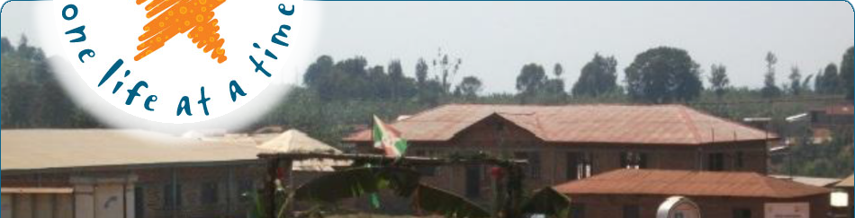 Starfish Christian Trust: Village in Burundi